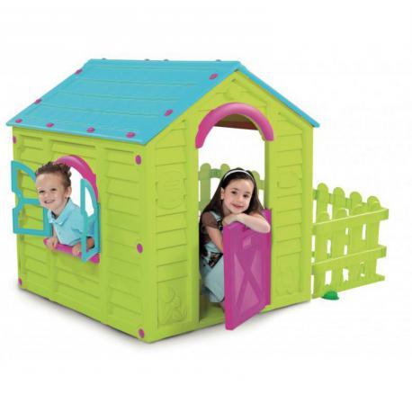 MY GARDEN HOUSE domeček - zelený