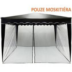 Moskytiéra pro zahradní stany 3 x 3 m
