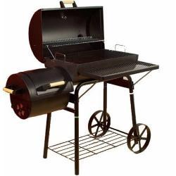BBQ gril Garth  na dřevěné uhlí, extra velký, 32 kg
