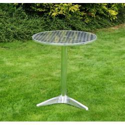 Zahradní kulatý stůl