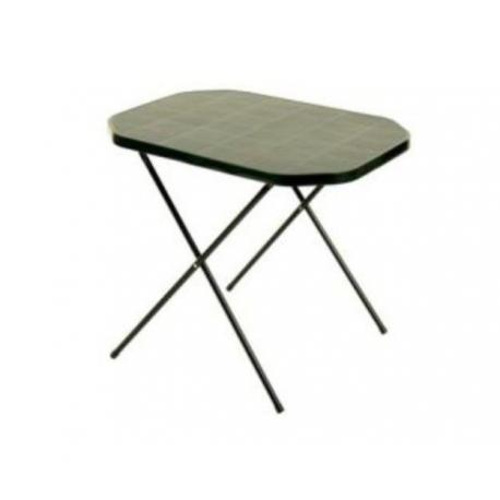 Stůl camping 53 x 70 cm zelený