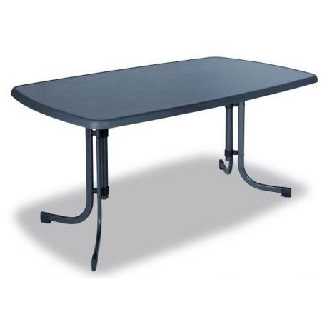 Kovový stůl PIZZARA 150 x 90 cm