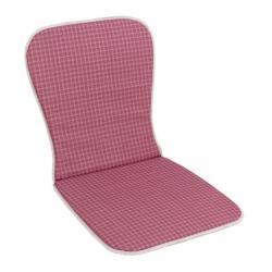 Sedák na nízké křeslo SAMOA růžová 40335-390
